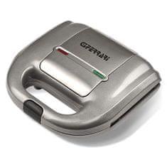 G3 Ferrari G1011506 MyToast, kontaktgrill, ezüst, G1011506 MyToast, kontaktgrill, ezüst