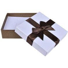 Jan KOS Rjava škatla za nakit AP-5 / A21