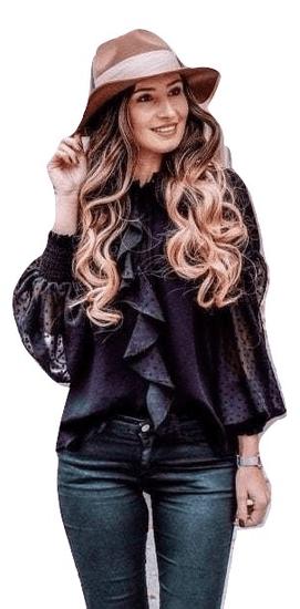 Vipbejba Lasulja iz sintetičnih las, Helena SW813-ombre