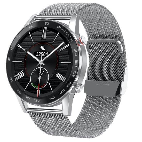 NEOGO SmartMove 5, okosóra, ezüst/fém