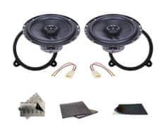 Audio-system SET - zadní reproduktory do Subaru Legacy (2003-2009)- Audio System MXC