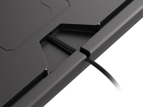 Genesis Thor 300 RGB mehanska tipkovnica, Anti-Ghosting