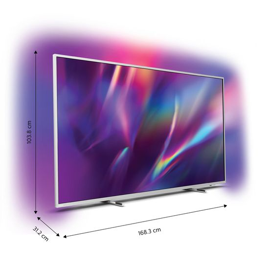 Philips 75PUS8505 4K televizor, Ambilight