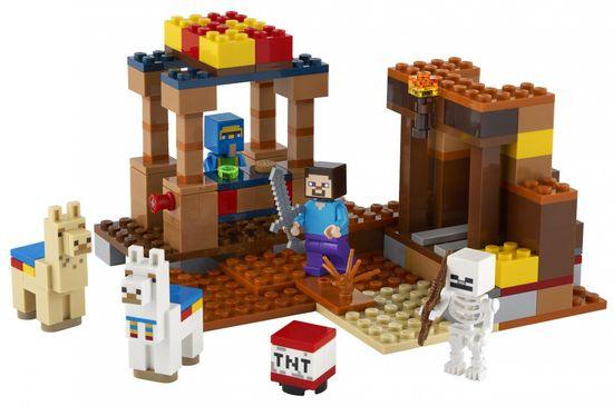 LEGO Minecraft 21167 tržište
