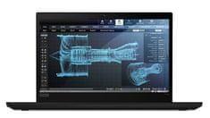 Lenovo ThinkPad P14s i7-10510U 16/512 FHD W10P P520 prenosnik (20S40046SC)