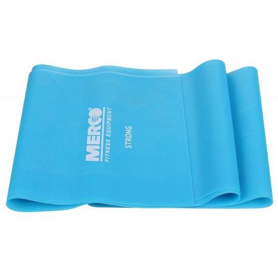 Merco Aerobic elastika za vadbo, 120 cm, modra