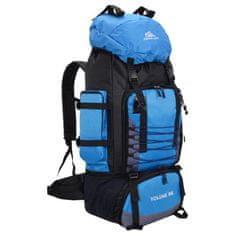 Merco Tour nahrbtnik, 90 l, modro-črn