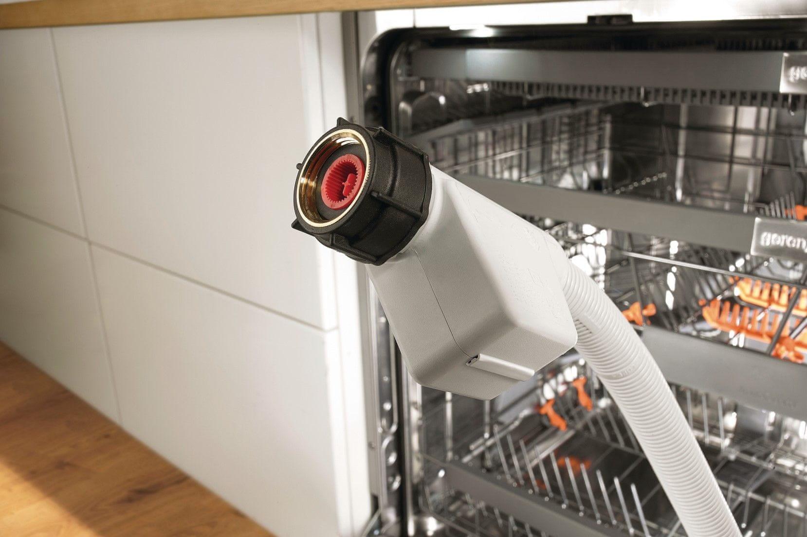 Gorenje GV631E60 Skrajša dolžino programa SpeedWash
