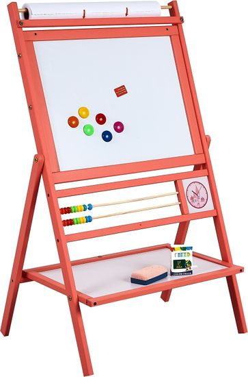 Aga4Kids Otroška tabla BIG PINK MRDB06
