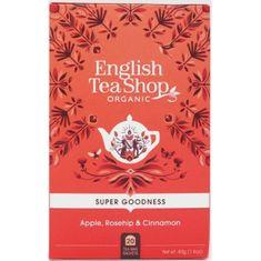 English Tea Shop Jablko, šípok a škorica BIO 20 vrecúšok