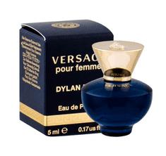 Versace Pour Femme Dylan Blue ženska parfumska voda, miniatura, 5 ml