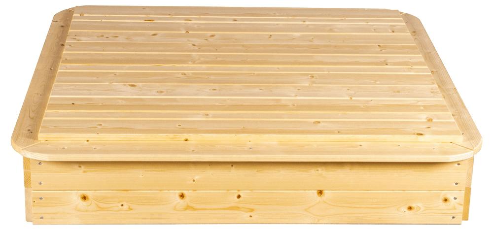Vladeko Drevené pieskovisko s krytom 180