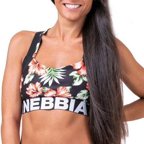 Nebbia Biustonosz sportowy, Stanik sportowy 55101-10   XS