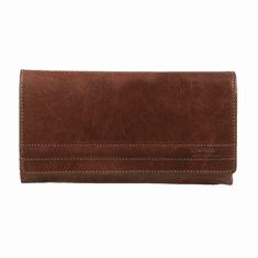 Uniko Dámská peněženka Brown