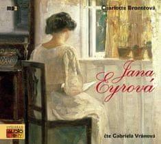 Brontëová Emily: Jana Eyrová - MP3-CD