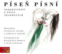 Seifert Jaroslav: Píseň písní - CD