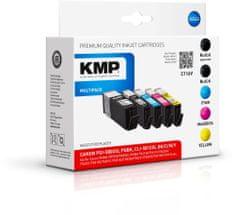 KMP Canon PGI-580PGBK XXL + CLI-581 Bk/C/M/Y XXL Multipack (Canon PGI 580PGBK XXL + CLI 581 Bk/C/M/Y XXL Multipack)