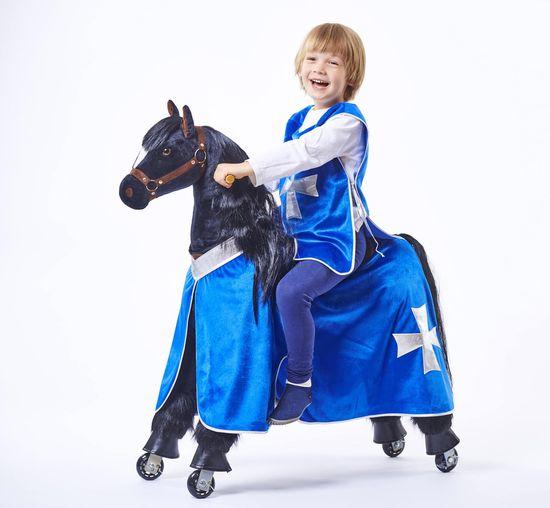 Ponnie Ubranko niebieskie S