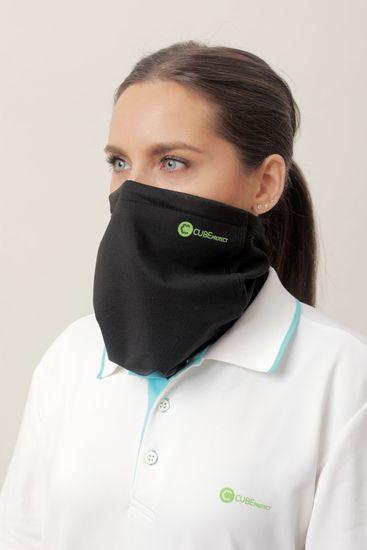 CUBEprotect Antivirový Nákrčník Scarf 99%