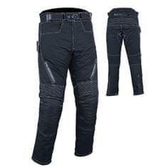 MAXX NF 2610 Textilní kalhoty černé Velikost: L