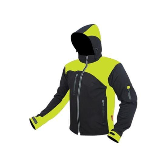 MAXX NF 2714 Soft-shell bunda neon green
