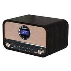 Roadstar Radio HRA-1782ND + BK z odtwarzaczem CD / MP3, Radio HRA-1782ND + BK z odtwarzaczem CD / MP3