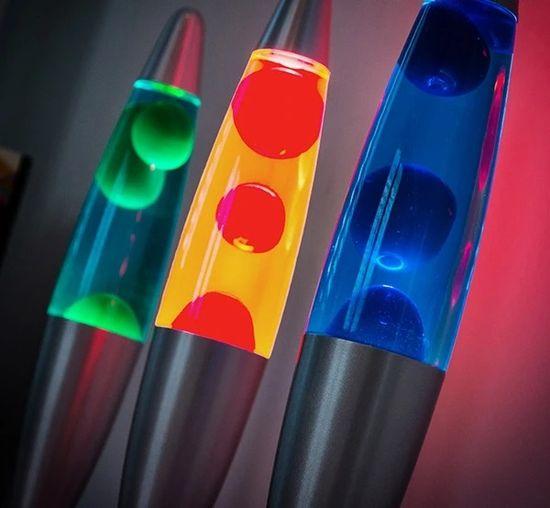 InnovaGoods Magma Lava svjetiljka, 25 W
