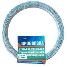 Kraftika Žárově pozinkovaný drát, 1,0 mm x 50 m