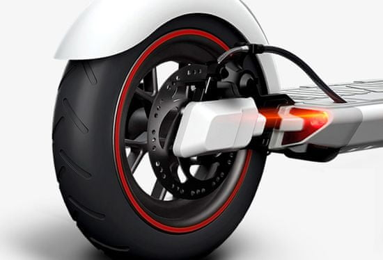 Lenovo Electric Scooter M2, White