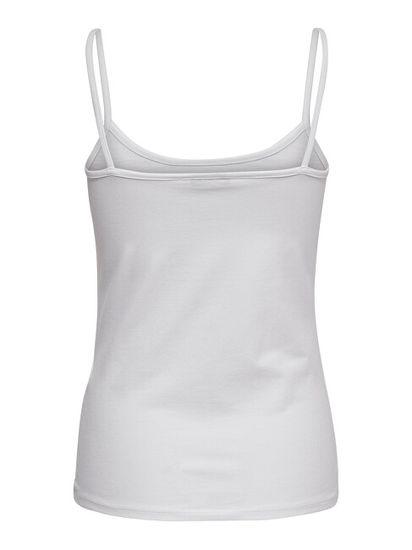 ONLY Női trikó ONLLOVE LIFE 15196448 White