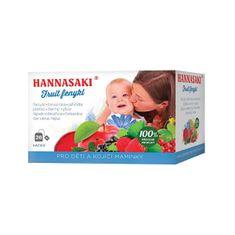 Hannasaki Fruit fenikel - pre deti a dojčiace mamičky 40 g