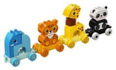 LEGO DUPLO 10955 Vonat állatokkal