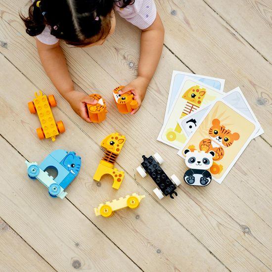 LEGO DUPLO 10955 Trenirajte z živalmi