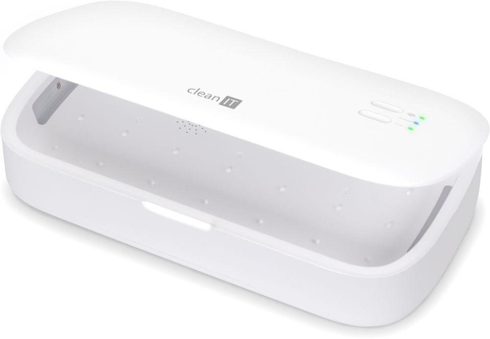 Clean IT UV sterilizátor pro mobilní telefony CL-800