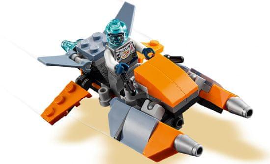 LEGO Creator 31111 Cyberdron