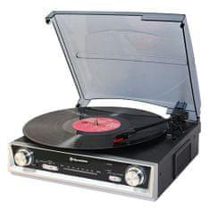 Roadstar TTR-8634 Gramofon, rádio