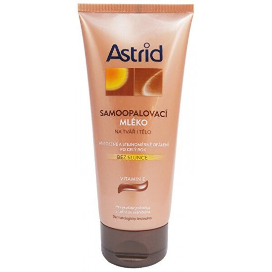 Astrid Mleko za samotlačenje 200 ml