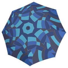 Doppler Dámsky skladací dáždnik Carbon steel Magic Euphoria 744865E01