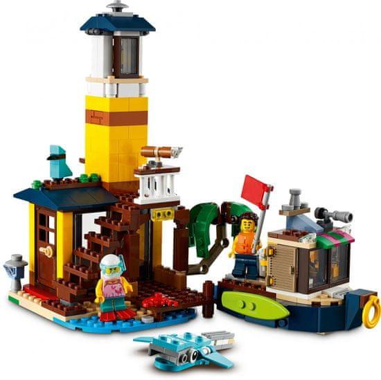 LEGO Creator 31118 Surf hiša na plaži
