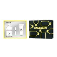 Calvin Klein CK Everyone toaletna voda, 200 ml + gel za prhanje, 100 ml + toaletna voda, 10 ml