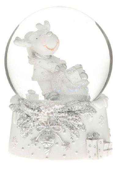 DARKA Sněžítko Sobík s dárky 203009-2