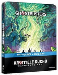 Krotitelé duchů (2016) - Blu-ray