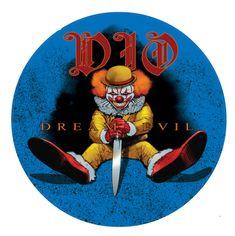 DIO: Dream Evil Live '87 - LP