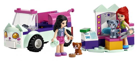 LEGO Friends 41439 Prenosni mačji frizer