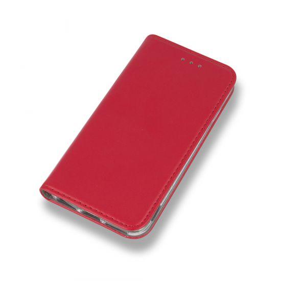 Havana Premium ovitek za Huawei P30 Lite, preklopni, rdeč