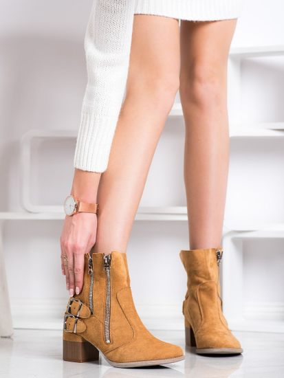 Női bokacipo 68930 + Nőin zokni Gatta Calzino Strech