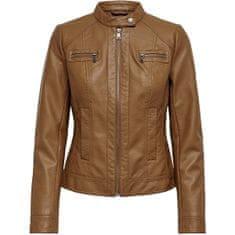 ONLY Ženska jakna ONLBANDIT 15081400 Konjak (Velikost 34)