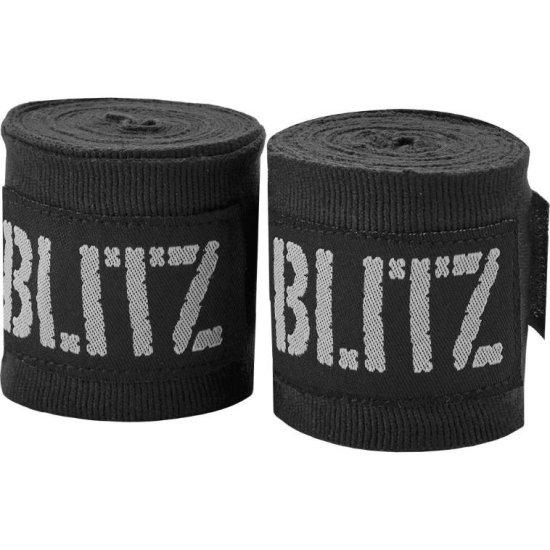Blitz BLITZ Bandáže 3m - čierne