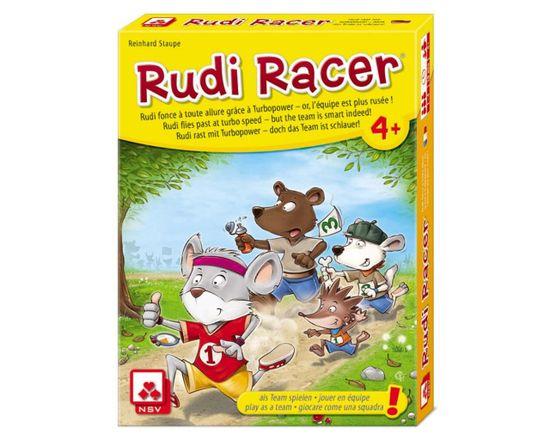 NSV igra s kockami Rudi Racer