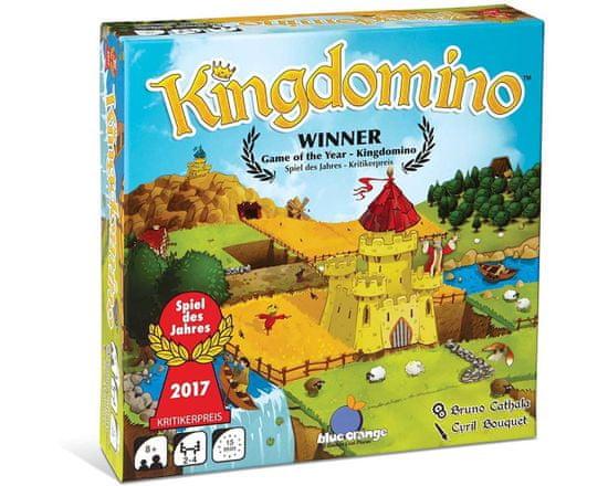 Blue Orange družabna igra Kingdomino